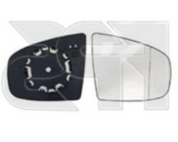 Вкладыш зеркала BMW X5 06-10 правый с обогревом асферический (пр-во FPS). FP1412M14