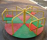 Детские качели карусели Три Лепестка, фото 3