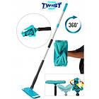 Универсальная швабра Titan Twist Mop для влажной уборки, фото 2