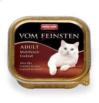 Влажный корм для котов animonda Фом Фейнштейн мультимясной коктейль  100г