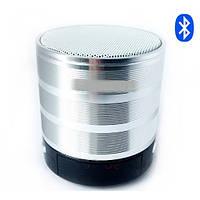 """Радиоприемник колонка """"WSTER"""" WS-808 компактная портативная колонка USB CardReader радио микрофон SD HANDS FRE"""