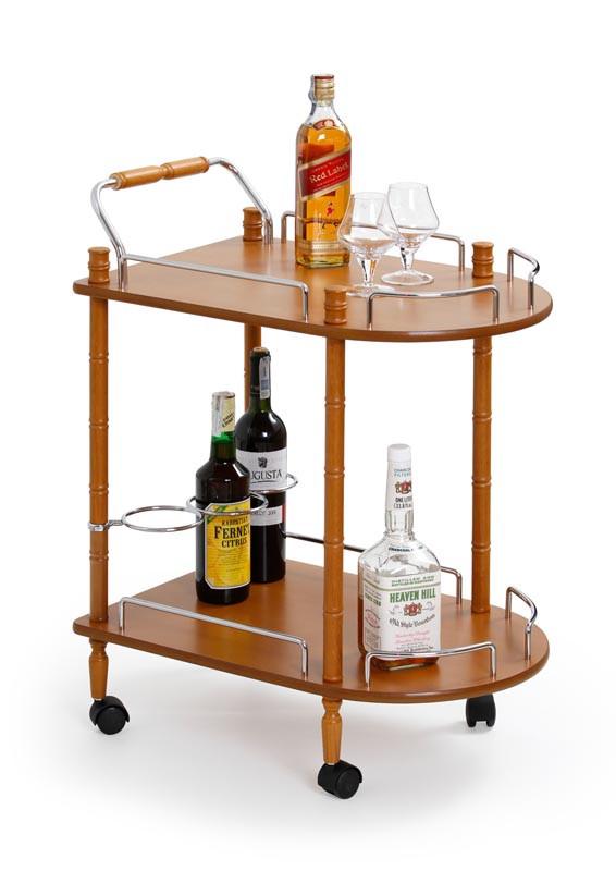 Барний столик BAR 4 бук (Halmar)