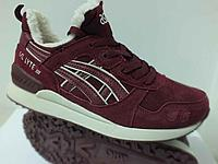Зимняя обувь, зимние кроссовки мужские, зимові кросівки ASICS GEL LYTE размер 41