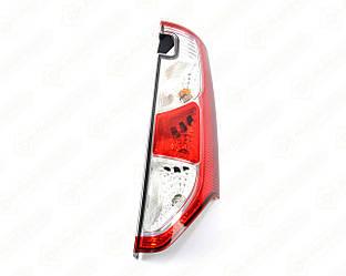 Задній ліхтар (R, правий) 2 двері Renault Kangoo II 2012-> - Renault (Оригінал) - 265506747R
