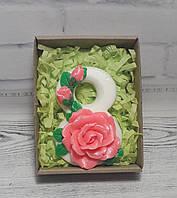 Мыло 8 марта с розами