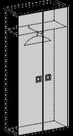 Шкаф  для одежды Morion 23\905  900х400х2000