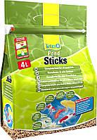Корм для рыб TetraPond Sticks - 4л/450гр