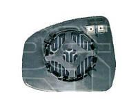 Вкладыш зеркала FORD FOCUS 08-10 правый обогрев выпуклый (FPS). FP2809M54