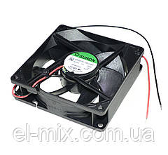 Вентилятор  12VDC, 92х92х25мм, (скольжения)  Sunon EF92251S1-1000U-A99