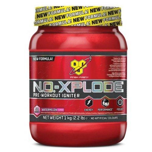 Предтренировочный комплекс BSN N.O.-Xplode 3.0 1000 g