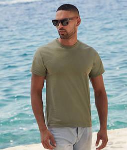 Мужская футболка легкая 100% хлопок