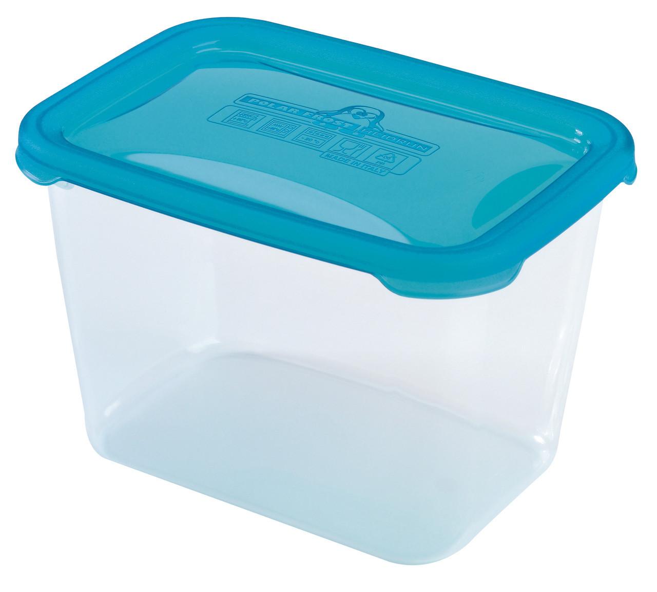 Контейнер для зберігання в морозилці 2,4 л Heidrun PolarFrost 19,5*14.5*12,7 см (HDR-1752)