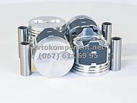 Поршень цилиндра ВАЗ 2105 d=79,8 гр.A Р2 М/К (NanofriKS), п/палец (МД Кострома) (арт. 2105-1004015-БР), ADHZX