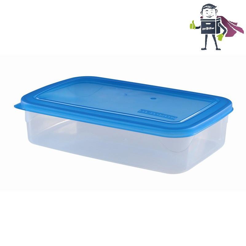 Контейнер для хранения 1,8л, Heidrun FoodKeepers 25*16,5*6см (HDR-1821)