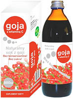 Лечебный сок из ягод годжи для похудения Порция на 10 дней