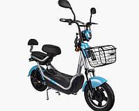 Электрический скутер CITY 350W/48V, фото 1