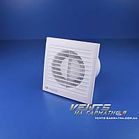 Вентс 100 Силента-С Т (с таймером). Бытовой вытяжной вентилятор