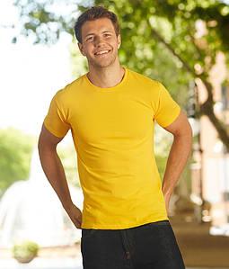 Мужская футболка мягкая 100% хлопок