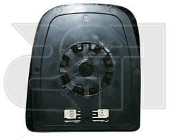 Вкладыш зеркала правого с обогревом выпуклый верхний Iveco Daily 06- (FPS)