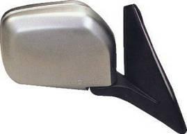 Зеркало правое Mitsubishi Pajero 91-99 механическое хромированное выпуклое (VIEW MAX). FP3731M02