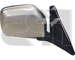 Зеркало правое электрическое выпуклое Mitsubishi Pajero 91-99 (VIEW MAX). FP3731M08
