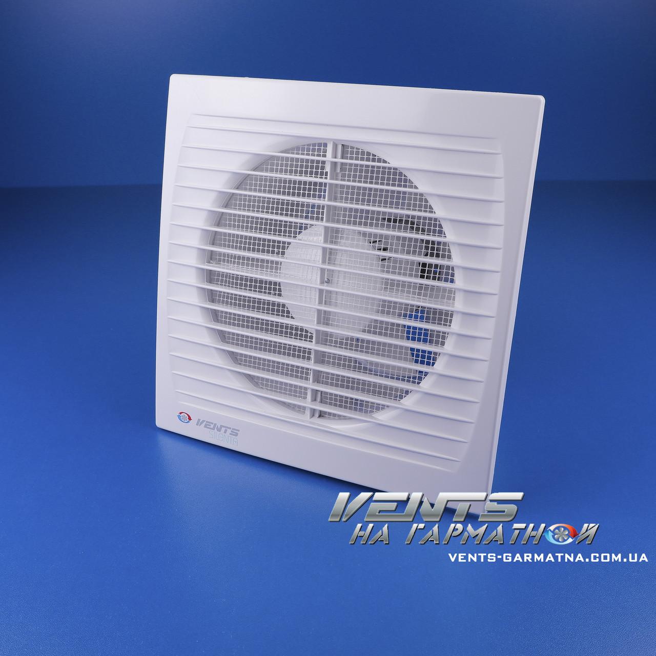 Вентс 150 Силента-С. Бытовой вытяжной вентилятор