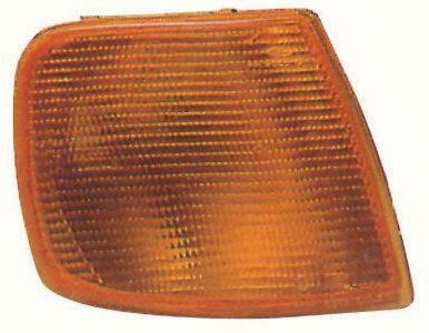 Указатель поворота правый Ford Sierra -93 желтый (DEPO). 431-1502R-UE