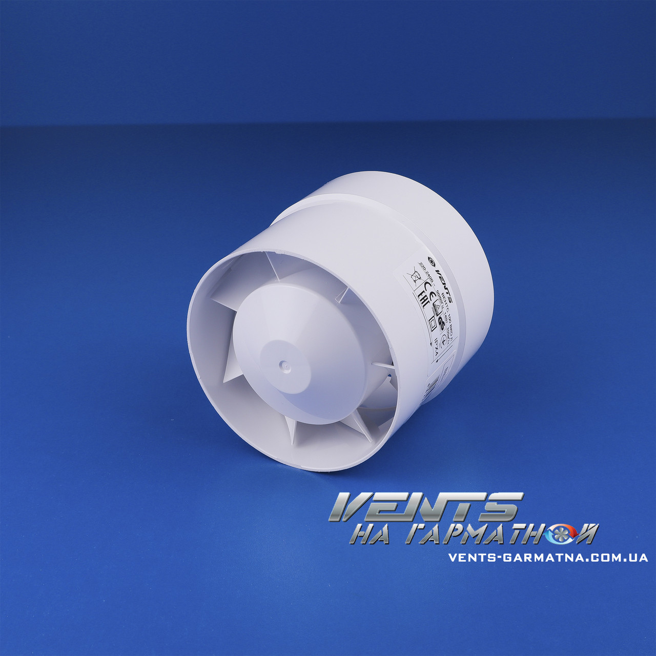 Вентс 100 ВКО Л (с металлическими подшипниками)