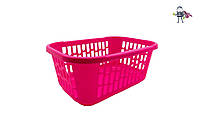 Корзинка пластиковая Heidrun Baskets, 39*28*16см (K-5085), фото 1
