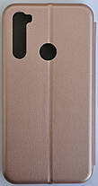 Чохол-книжка ''Classy&Level'' Xiaomi Redmi Note 8, Rose Gold, фото 2