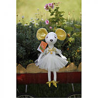 "М'яка іграшка ""Мишка Принцеса"" №0028/00255-94"