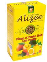 Зеленый листовой чай с маракуйей и ананасом Ализе Манго Пэшн Фрут 100 грамм