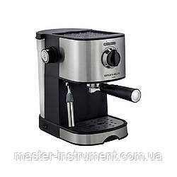 Еспрессо кавоварка Grunhelm GEC17