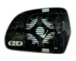 Вкладыш зеркала Audi A4 (B8) правый. FP6409M16