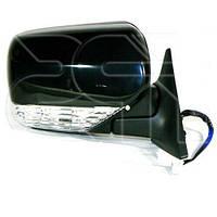 Зеркало правое SUBARU FORESTER 06-08 (SG) электрическое обогрев выпукл. 8 pin +ук. пов. +подсвет (FPS). FP6716M02