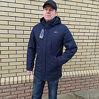 Мужская весенняя, демисезонная куртка больших размеров р-50, 52, 54, 56, 58, 60 Модная, стильная, красивая