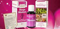 Mega Women - капли для повышения женского либидо, фото 1