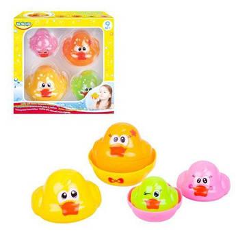"""Набор игрушек для ванной """"Утята-матрёшка"""" 58087"""