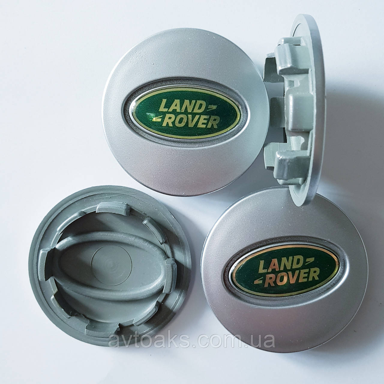 Колпачки Land Rover 63х50мм.