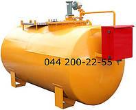 Мобильный топливный модуль для дизельного топлива, объем 5 000 литров