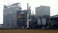 Б/у электростанция работающая на биомассе мощностью 6750кВт 33 тоны пара в час