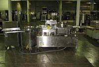 Б/у линия наполнения флаконов TL SYSTEMS модель UD-110 объем от 2мл до 100мл, производительность от 154 до 50шт в мин