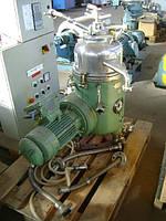 Б/у дисковый сепаратор WESTFALIA модель TA7-01-506 производительность 2500лтр/час