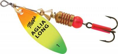 Блесна Mepps Aglia Long hot firetiger 0 2,5гр
