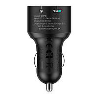 Tronsmart C2PTE, 30W, USB(VoltIQ) + USB Type-C(Quick Charge 3.0)