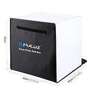 40x40x40см Фотобокс без подсветки Puluz PU5140 , фото 2