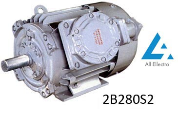 Электродвигатель 2B280S2 110кВт 3000об/мин