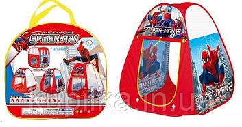 Палатка детская Человек паук 333-132