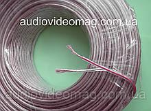Аудиокабель акустический (ССА) 2 х 2.00 кв.мм, цена за 1 метр