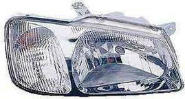 Фара правая Hyundai Accent 99-05 электрический корректор черный (FPS). 9210225010